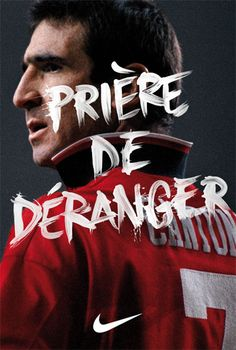 Nike ad campaign for the French football team from January as spotted by 'Char' Eric Cantona, Nike Poster, Air Max Thea, Air Max 1, Series Poster, Last Action Hero, Sports Advertising, Sports Marketing, Print Advertising
