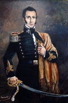 Manuel Rodriguez, a much loved Chilean hero of the Wars for Independence. Jose Miguel Carrera, Independence War, European People, Mexico Culture, San Martin, Smart Art, American War, South America, Poems