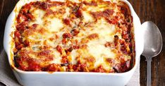 This aubergine parmigiana recipe makes a great vegetarian dinner, with layers of veg, tomato sauce and cheese. See more aubergine recipes at Tesco Real Food. Greek Recipes, Veggie Recipes, Italian Recipes, Vegetarian Recipes, Dinner Recipes, Cooking Recipes, Healthy Recipes, Aubergine Recipe, Wiener Schnitzel