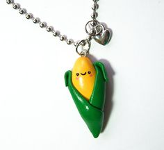 Polymer Clay Charm Miniature Food Kawaii Jewelry by TheHappyAcorn, $22,00. For my Meredith ladies!