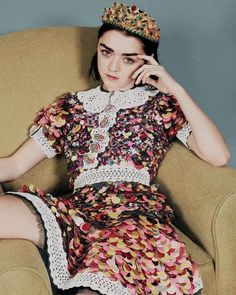 dailymarvelqueens: Favorite Marvel Queen Photoshoots Maisie Williams photographed by Markus Jans for Elle Magazine US February 2017 Maisie Williams Sophie Turner, Marie Claire, Arya Stark, Best Young Actors, Elle Us, Beautiful Actresses, Beautiful Celebrities, Celebrity Crush, Actors & Actresses