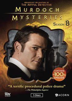 New Age Mama: DVD Review : Murdoch Mysteries, Season 8