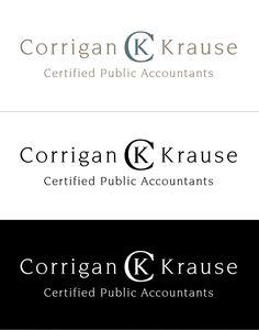 Corrigan Krause Logo Design