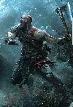 Kratos (God of War)