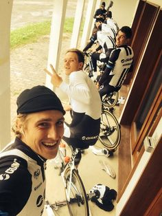 What a funny #selfie  #cycling #biking