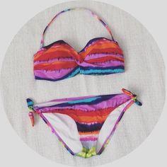 Victories secret Swim BOTTOM only size M Perfect condition Victoria's Secret Swim