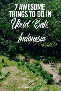 Ubud has always been a popular place to visit in Bali. Nestled in the cooler mountain districts, it offers a welcome respite from the crazy pace of Kuta, Legian, and Seminyak . Ubud is known as ...