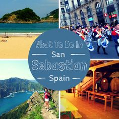 These are my personal recommendations for travel like a local in the beautiful and culturally rich San Sebastian, Spain. Portugal Travel, Spain And Portugal, Spain Travel, Travel Europe, Ways To Travel, Places To Travel, Travel Tips, Vacation Destinations, Vacation Spots