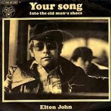 Elton John Your Song Single Alternate 1.