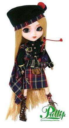 Pullip Craziia Fashion Doll: Amazon.fr: Jeux et Jouets