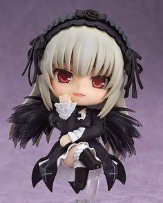Suigintou Nendoroid Figure ~ Rozen Maiden
