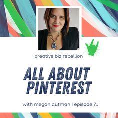 Megan Auman Brand Magazine, Blogger Tips, Pinterest Marketing, Creative Business, Online Business, Entrepreneur, Management, Apps, Social Media
