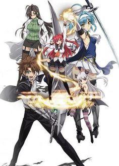 Anime-Saikou | Shinmai Maou no Testament VOSTFR BLURAY