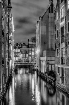 Amsterdam light festival II by Watze D. de Haan