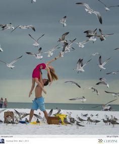 "Sarasota Florida USA Danielle BrownPhotographer Jordan Matter's wonderful photo series of dancers posing in everyday locations, ""Dancers Among Us."" The series is now a photo book: Dancers Among Us: Photography Series, Dance Photography, Motion Photography, Photography Tutorials, Couple Photography, Dance Like No One Is Watching, Just Dance, Modern Dance, Dance Photos"