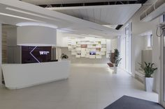 Wheatley Group – HQ Reception