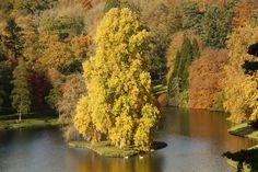 Stourhead Autumn Colours