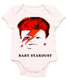 Funny Baby Onesie David Bowie Ziggy Stardust Funny Bodysuit Bodysuit: