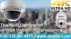 4K Security Cameras   High Definition Surveillance Cameras.