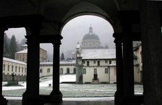 Oropa e' il piu' antico  santuario mariano delle Alpi, ed e' dedicato alla…