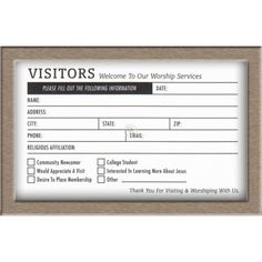 Visitor Card01
