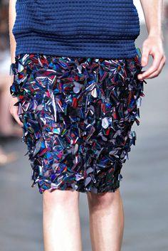 Derek Lam Spring 2013 Ready-to-Wear Fashion Show Details