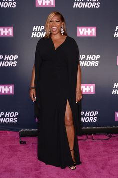 Queen Latifah totally slayed in this look!