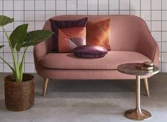 Fabulous Flynn Flynn can fit in any home, may it be a Summer night's dream or a Wintery wonderland . To see fabulous Flynn in Sunday Dusty Rose, pop into both our Cape Town and Johannesburg showrooms. Eclectic Design, Love Seat, Seater, Furniture, Home, Oak, 2 Seater Sofa, Home Decor, Room