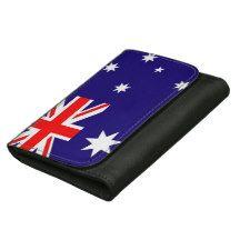 #Australia #Flag #Leather #Wallets