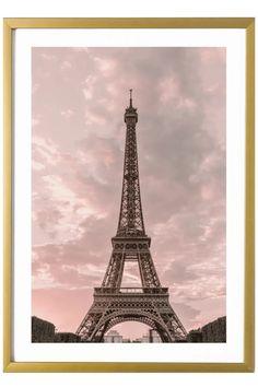 Paris Art Print - Eiffel Tower #7