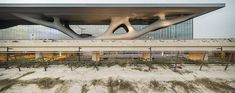 Gallery of Qatar National Convention Centre / Arata Isozaki - 4