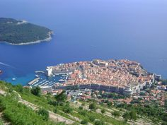 Dubrovnik Croatia is the setting for Jayne Silva's holiday romance book - Passport to Love.
