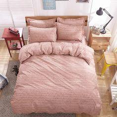 I love Paris style Comforter cover set