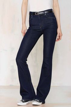 Citizens of Humanity Fleetwood High-Waisted Flare Jean