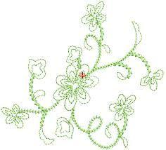 Resultado de imagen de patrones de bordados a maquina gratis
