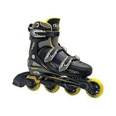 Adjustable Inline Skates Men's Sports Outdoor Roller Blade New