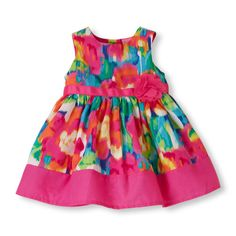 A cute floral style to keep baby looking fashionable and fabulous!