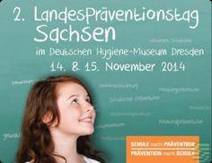 #Cyber-#Mobbing, #Crystalkonsum und Jugendkriminalität? #Landespräventionstag in der sächsischen Landeshauptstadt für zwei Tage zu Gast