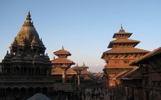 World Cultural Heritages of Nepal- Patan Durbar Square
