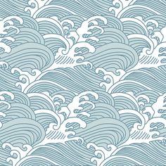 Hand-Drawn Floral Wallpaper