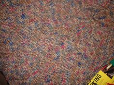 I made this afghan in 2014 for my nephew J. It was fun to make, and warm to sit under! Charity, Warm, Knitting, Fun, How To Make, Home Decor, Decoration Home, Tricot, Room Decor