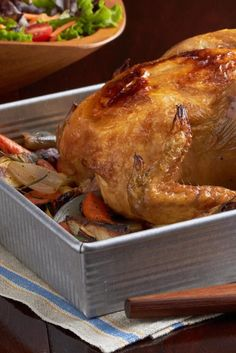 Forget grocery store rotisseries; this simple recipe for both expert and novice cooks alike, will have you perfecting a juicy roast chicken in no time.
