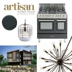 Gorgeous color scheme and chic modern details that shout #OnlyArtisan #RobertDanaDesign #Minneapolis