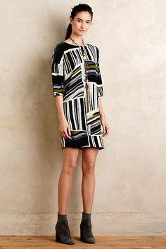 Imagist Tunic Dress - anthropologie.com