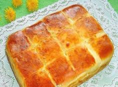 Irresistible cheesy delicacy, more delicious than any savoury biscuits you've ever tasted! Hungarian Recipes, Russian Recipes, Amazing Food Decoration, My Favorite Food, Favorite Recipes, Gourmet Recipes, Cooking Recipes, Pie Co, Savoury Biscuits