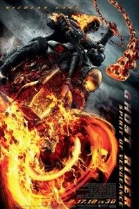 """""""Ghost Rider: Spirit of Vengeance"""" opened in 2D and 3D in AMC Theatres on February 17, 2012"""
