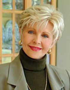 16.Pixie Haircuts for Older Ladies