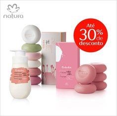 Aproveite os descontos especiais da perfumaria Natura, compre online e receba em casa rapidinho.  Perfumaria Natura Até 30% de desconto.