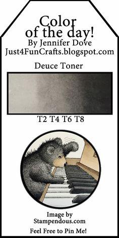 Deuce Toner