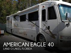 2000 Fleetwood American Eagle 40 for sale  - Land O Lakes, FL | RVT.com Classifieds